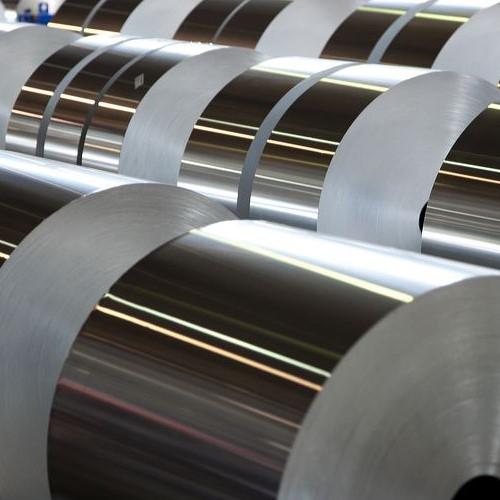 Aluminium converter foils